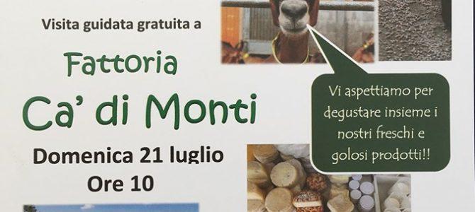 Visita a Cà di Monti